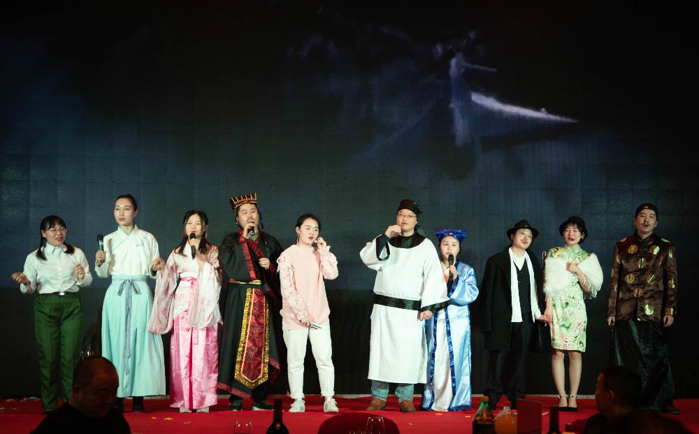 征途如虹、信仰如铁 ——亚搏直播app官方网站集团2019新春年会圆满举行(图12)